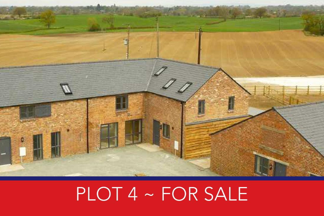 Old Marton Barns - Plot 4