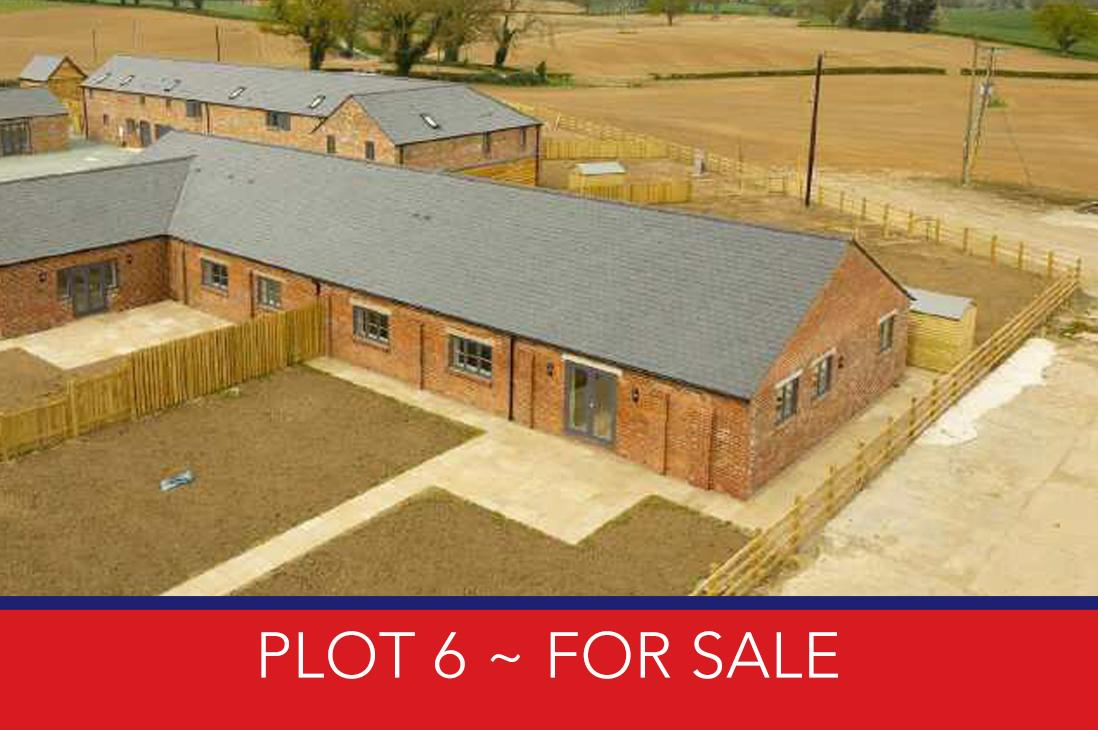 Old Marton Barns - Plot 6