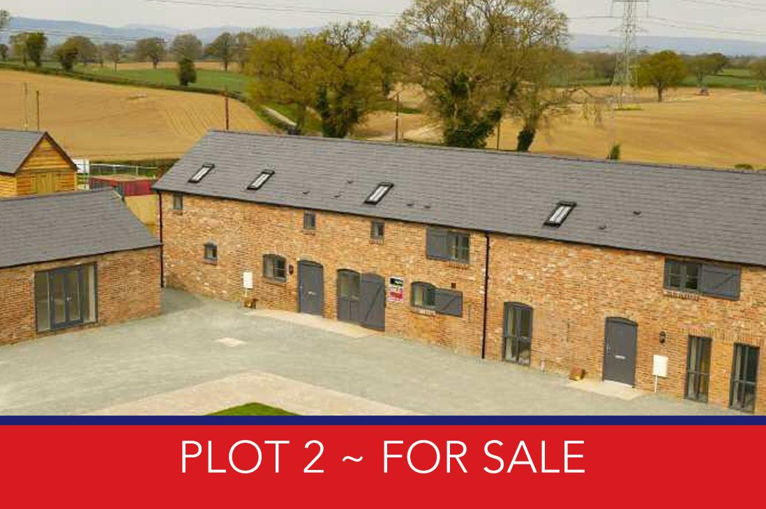 Old Marton Barns - Plot 2