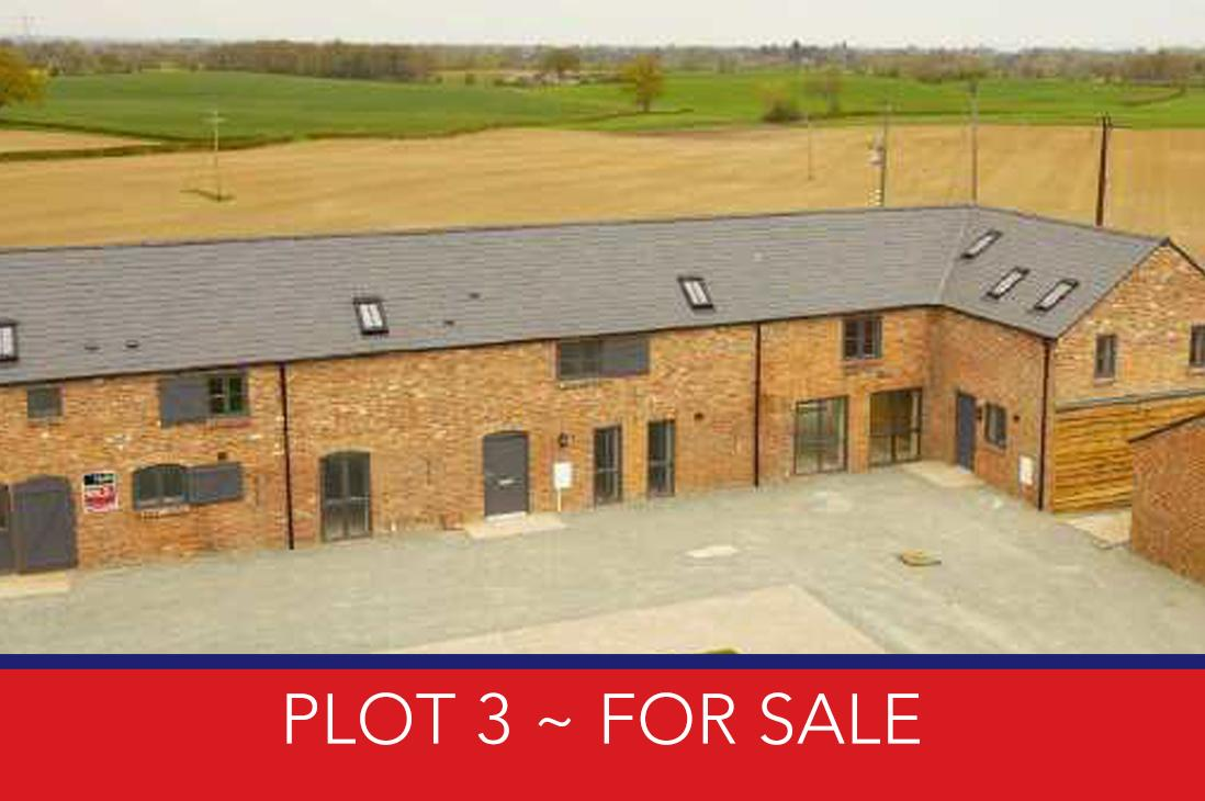 Old Marton Barns - Plot 3