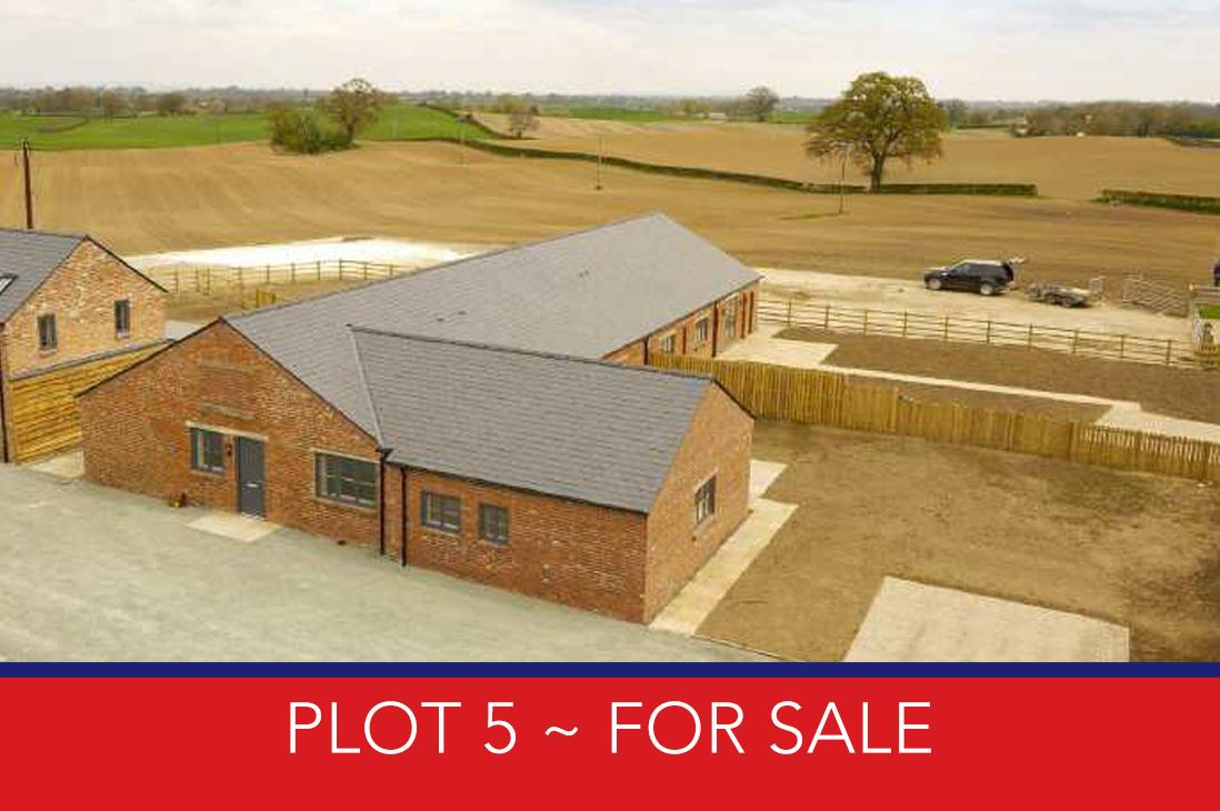 Old Marton Barns - Plot 5